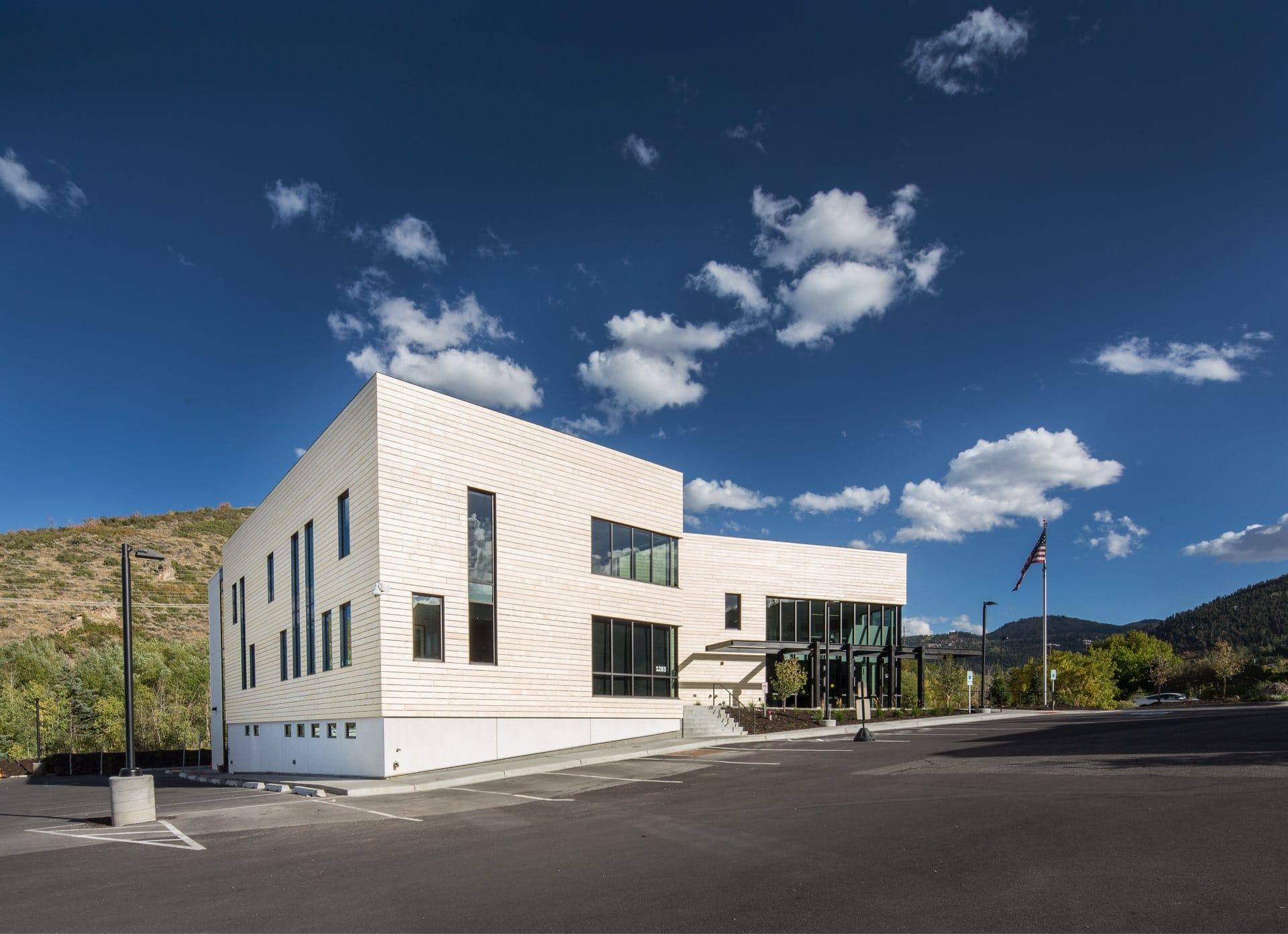 Christian Center of Park City, architectural design by Elliott Workgroup