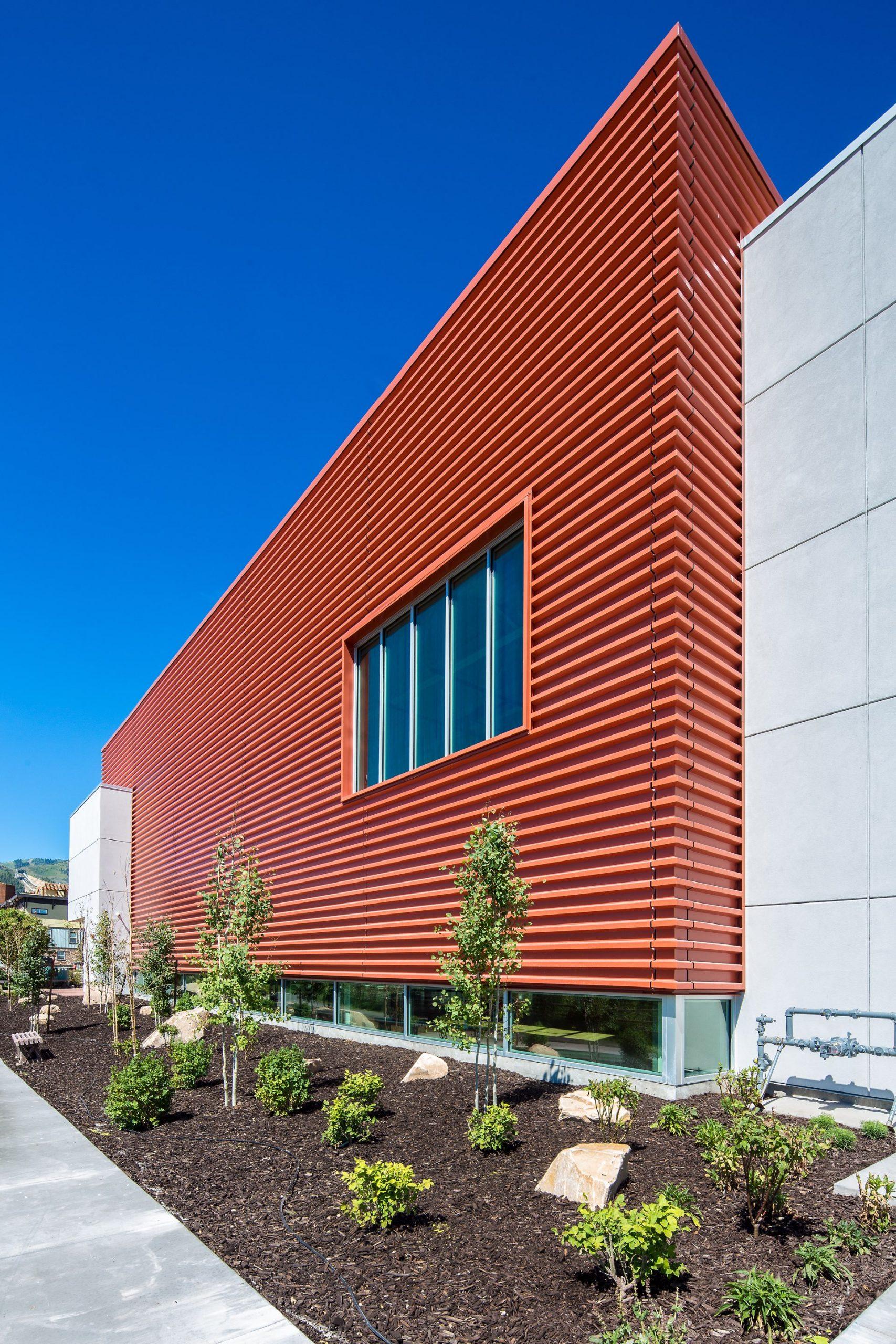 Basin Recreation Fieldhouse Expansion, architectural design by Elliott Workgroup