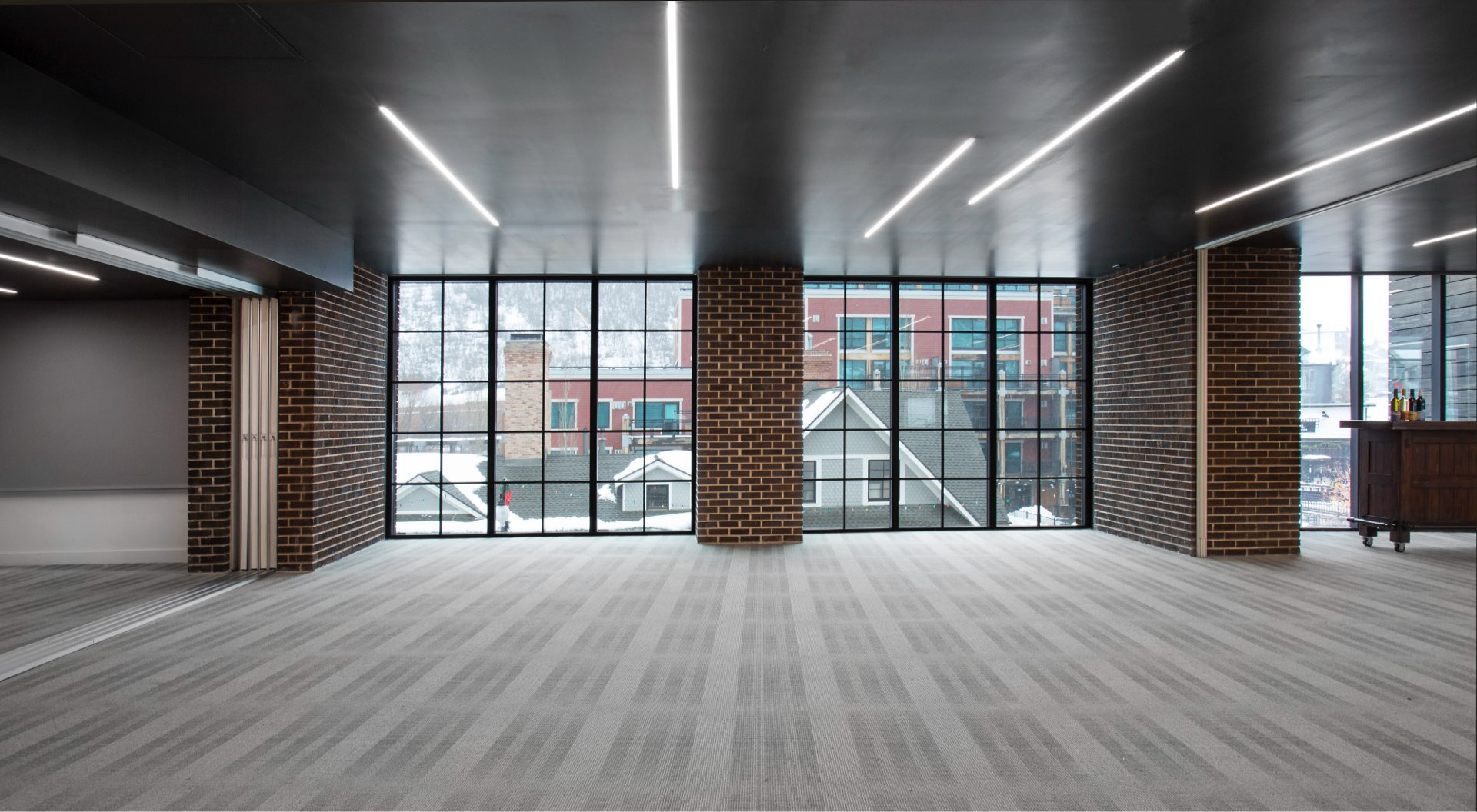 Interior, Kimball on Main, architectural design by Elliott Workgroup