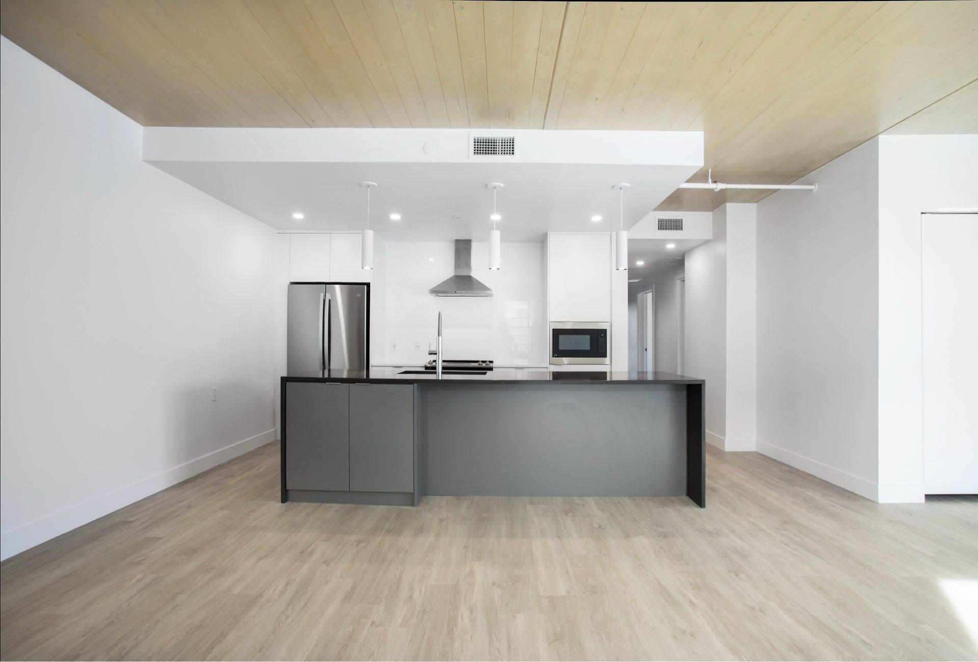 Kitchen, Prospector Residential, architectural design by Elliott Workgroup