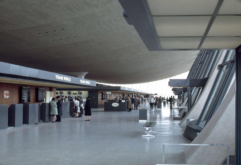 Saarinen - Dulles International