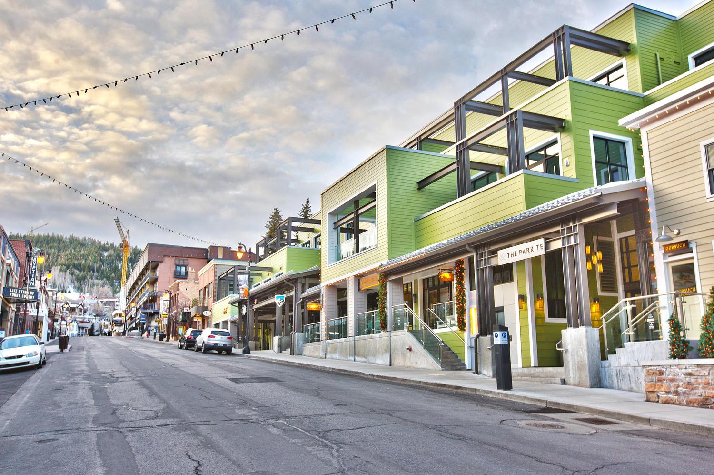 The Parkite, architectural design by Elliott Workgroup